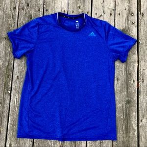 Adidas Climalite Training T Shirt L